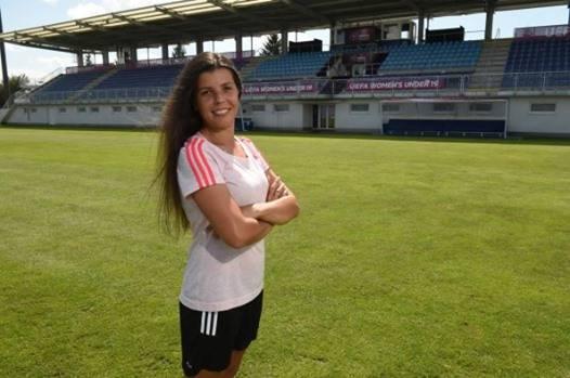 Представительница Луганской области, арбитр ФИФА Марина Стрелецкая будет судить финал женской Лиги Чемпионов.