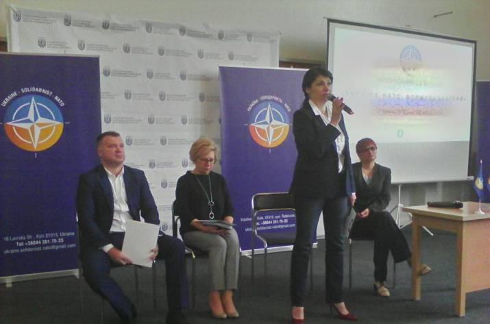 Украина — НАТО: в будущее без мифов и стереотипов