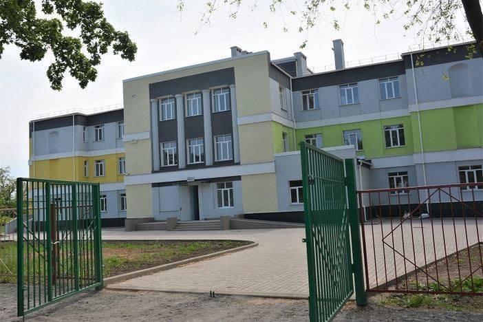 В Волонтёровке (частном секторе Кальмиуского района города) скоро откроется новый детский сад, отремонтированный по всем современным стандартам.