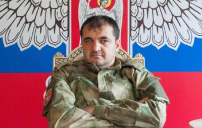 На Донбассе ликвидирован известный главарь боевиков