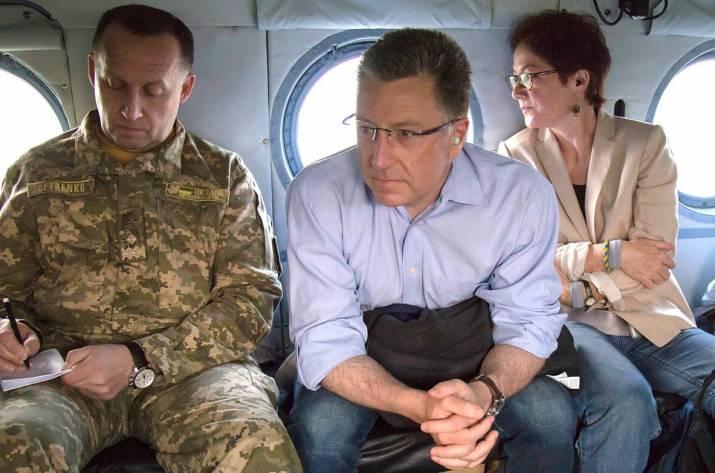 Зачем Волкер сделал заявление о невозможности освобождения Донбасса