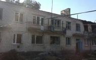 Разрушения в Новосветловке