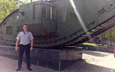 В Луганске застрелился боевик (фото)