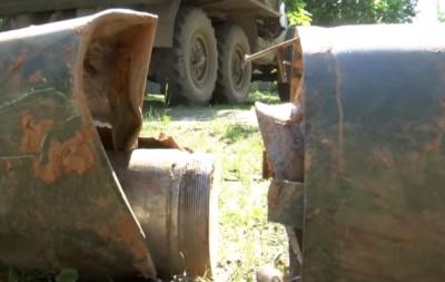 Боевики бьют по ВСУ на Донбассе новыми ракетами (видео)