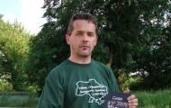 Автор новой книги о войне на Донбассе приехал на Луганщину в поисках правды