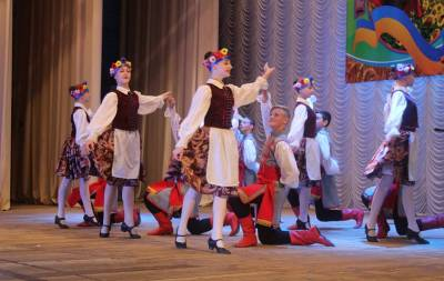 В Рубежном прошёл областной концерт «Культурная мозаика», посвященный всемирному Дню культурного разнообразия во имя диалога и развития.