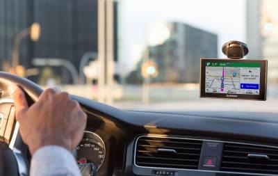 GPS навигатор для автомобиля