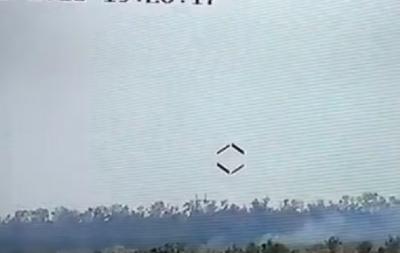 На Донбассе уничтожена БМП путинских террористов: опубликовано видео