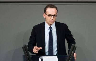Министр иностранных дел Германии посетит Донецкую область