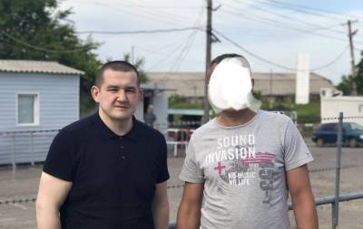 Благодаря международной помощи правозащитникам удалось освободить гражданина Украины, незаконно удерживаемого в тюрьме «ЛНР».