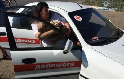 На Луганщине полиция забрала ребёнка у нетрезвой матери