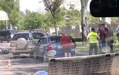 Жуткое ДТП в Донецке: в сети появилось видео