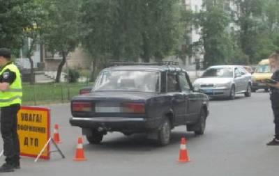 В Северодонецке водитель сбил женщину с ребенком