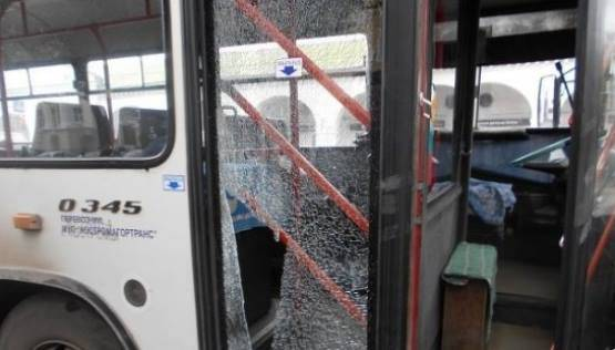 Об обстреле автобуса в