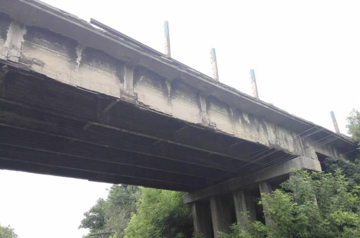На Луганщине отремонтируют мост