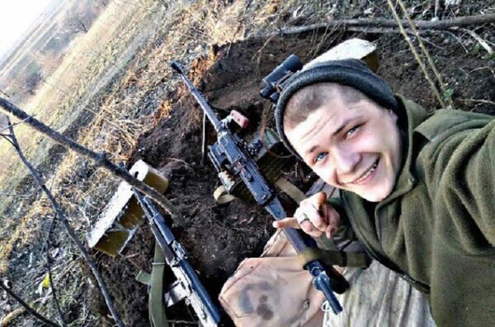 На Донбассе погиб рубежанин Игорь Петров