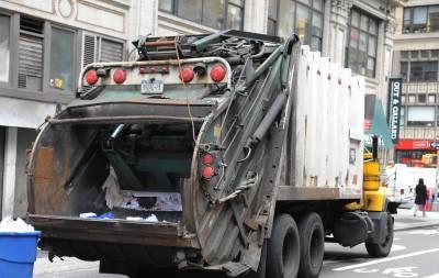мусоровоз