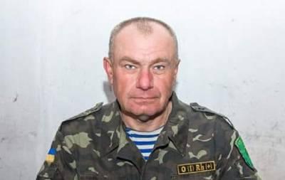 Под Горловкой погиб боец из Северодонецка