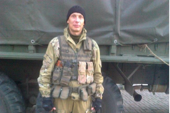 В Донецке штурмовали дом известного