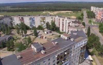 Продолжается строительство насосной станции в Рубежном