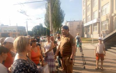 ЛЭО восстановило электроснабжение общежитий на ул. Маяковского, 25 б и пр. Гвардейском, 14, в которых проживают почти 200 семей.