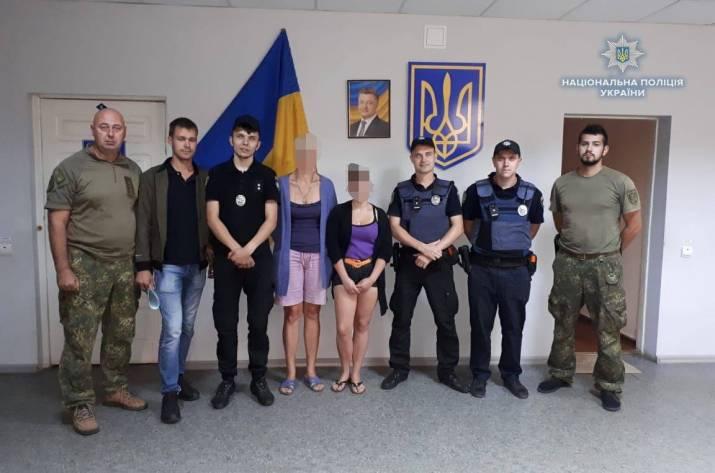 В Рубежном полицейские разыскали и вернули домой несовершеннолетнюю