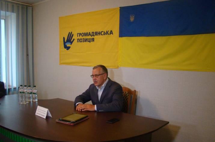 Гриценко: только миротворцы ООН могут вернуть мир на Донбасс