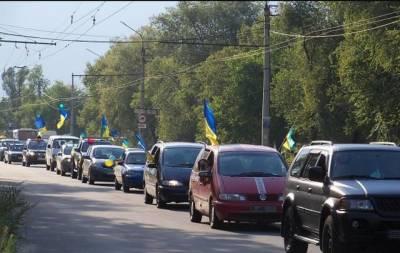 В Северодонецке состоится автопробег в честь освобождения города