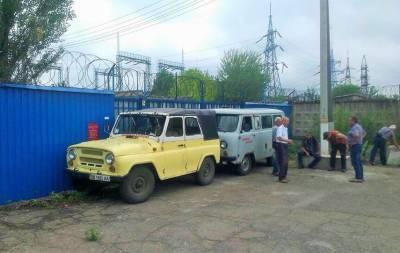 Рубежанские водники вновь помешали ЛЭО отключить электричество