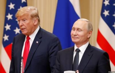 Неожиданное заявление Путина на встрече с Трампом (видео)