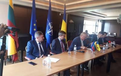 Сегодня был подписан Меморандум о сотрудничестве между Ассоциацией сельхозтоваропроизводителей Луганской области, ГК «Содружество» и Балтийско-Черноморским экономическим форумом.