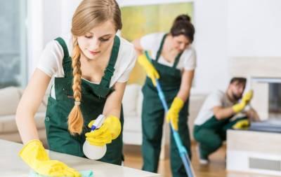 помощь на дому уборка