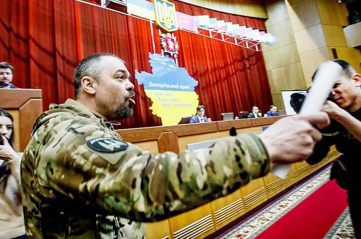 В Бердянске убили ветерана АТО