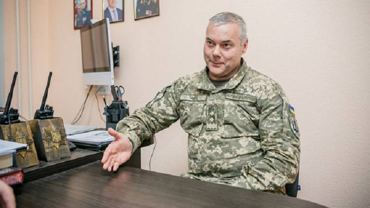 Командующий Объединенных сил Наев рассказал о брате в Крыму