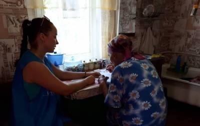 Жители посёлка на Донетчине вновь смогут получать соцвыплаты