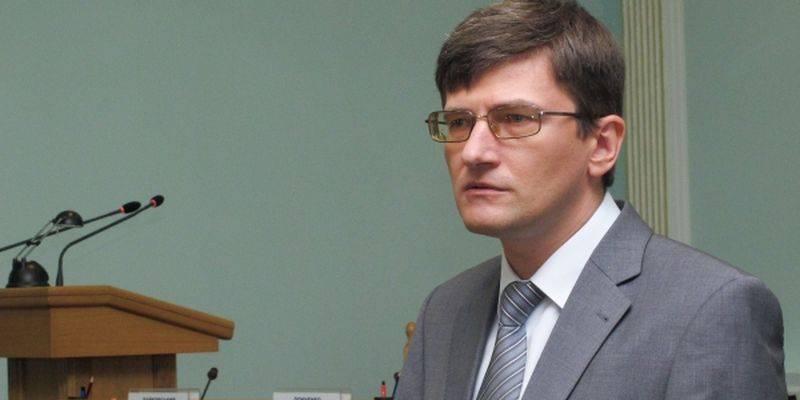 Магера выступает за лишение украинского гражданства участников «референдумов» в Крыму и на Донбассе
