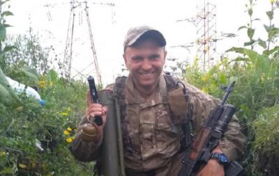 На Донбассе погиб боец с позывным
