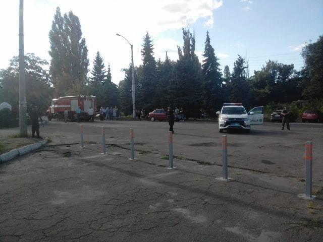 В Луганской области «заминировали» шахту