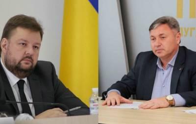 В Луганской облгосадминистрации началась настоящая война
