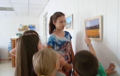 В Рубежном проходит фотовыставка Вячеслава Непрана
