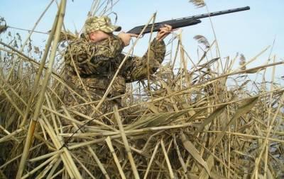 В Луганской области разрешена охота на птиц