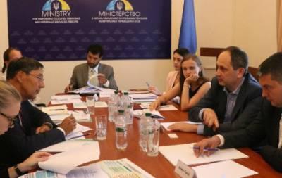 Черныш рассказал, как МинВОТ заботится о жителях оккупированного Донбасса и переселенцах
