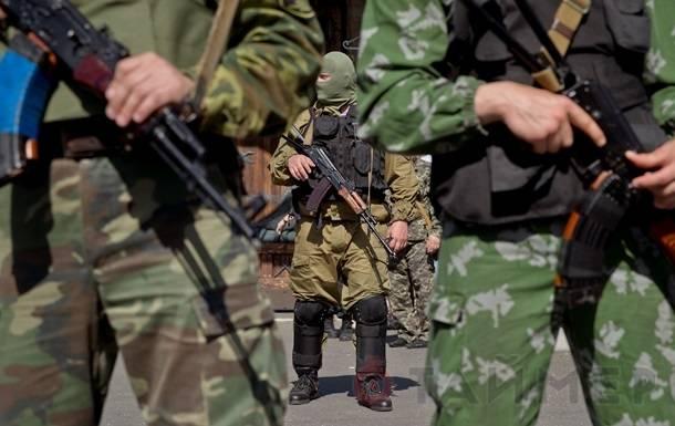 В Донецке взрыв и стрельба в гостинице