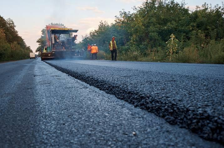 В Донецкой области ремонтируют дорогу, идущую в обход оккупированной территории