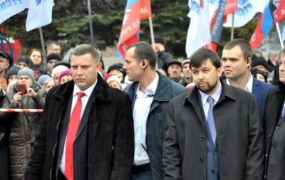 Пушилин давно хотел занять место Захарченко и готовил переворот: видео от СБУ