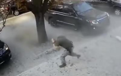 Россия вбросила видео ликвидации Захарченко