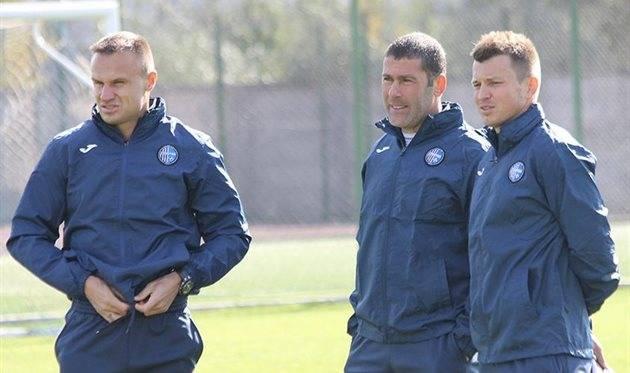 Шевчук назначен главным тренером