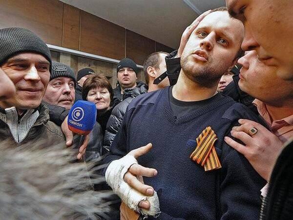 Губарев признал, что Россия оккупировала Донбасс