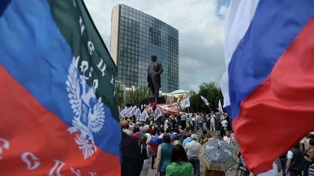 У оккупированного Донбасса новый куратор