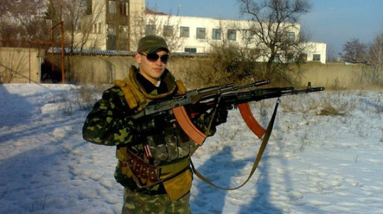 На Донбассе ликвидирован боевик